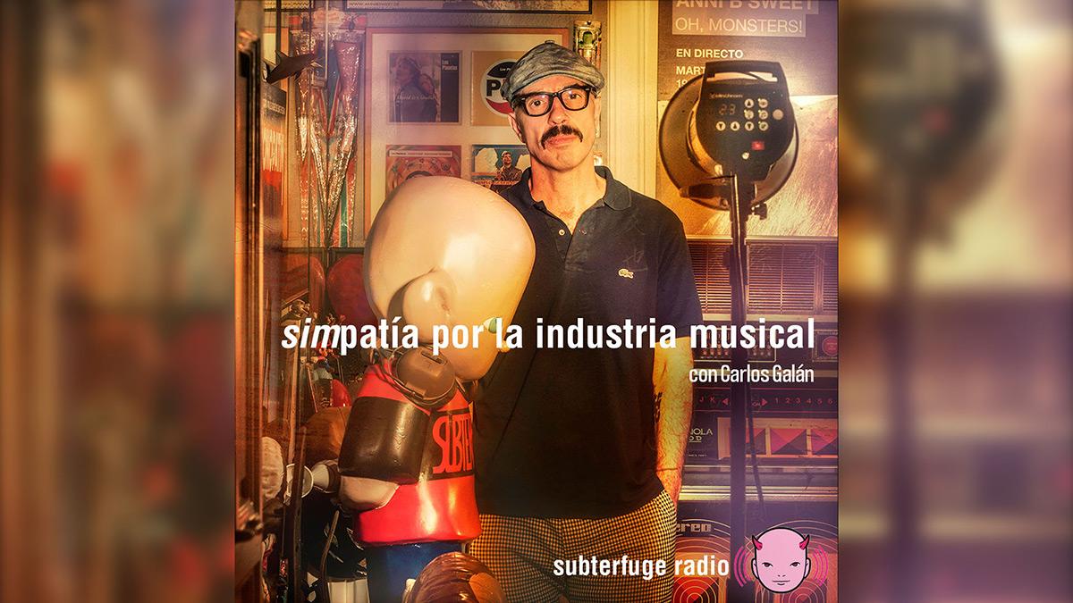 Simpatía por la industria musical