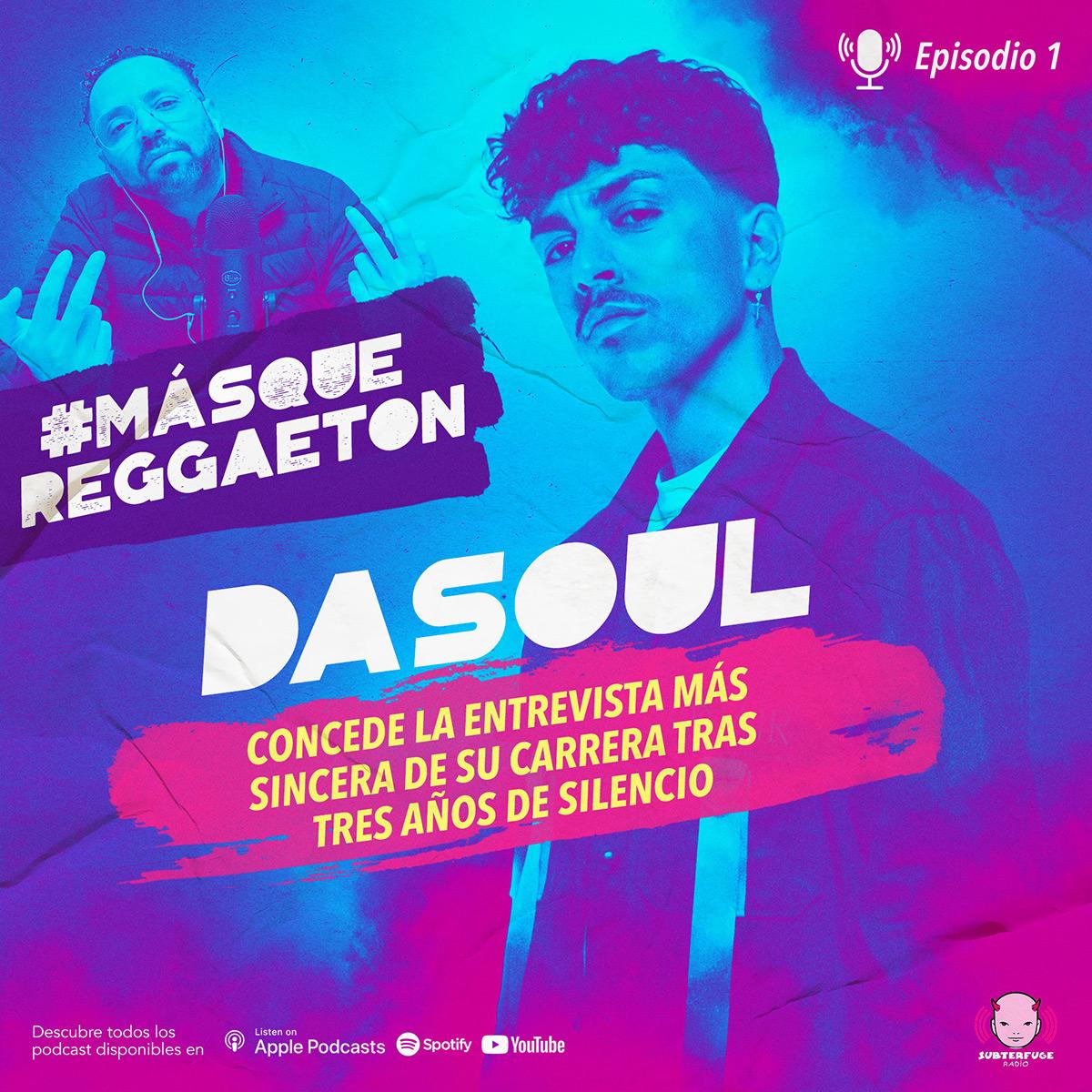 Más que reggaeton: DASOUL