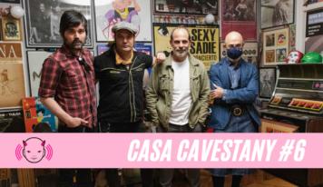 Manolo Campoamor, Juan Pérez Fajardo y Borja Bonafuente en la nueva entrega de Casa Cavestany