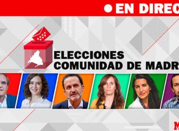 Todo lo que tienes que saber sobre las elecciones del 4M en Madrid