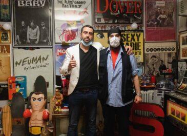 Juanma el terrible, uno de los primeros rockers españoles, nos cuenta su historia en Código Macarra