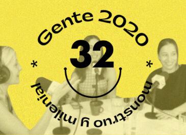 La artista valenciana Carla Fuentes en Gente 2020 con Monstruo y Milenial