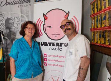 La radio y la televisión en constante transformación: Beatriz Pecker visita Simpatía por la industria musical