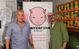 El músico y manager Tibu en Simpatía por la industria musical