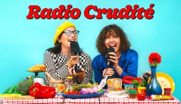 """Las chicas de """"Radio Crudité"""" se unen a la parrilla de Subterfuge Radio"""